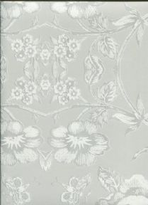 Paper & Ink Black & White Wallpaper BW21607 By Wallquest Ecochic For Today Interiors
